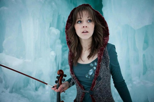 Lindsey Stirling .